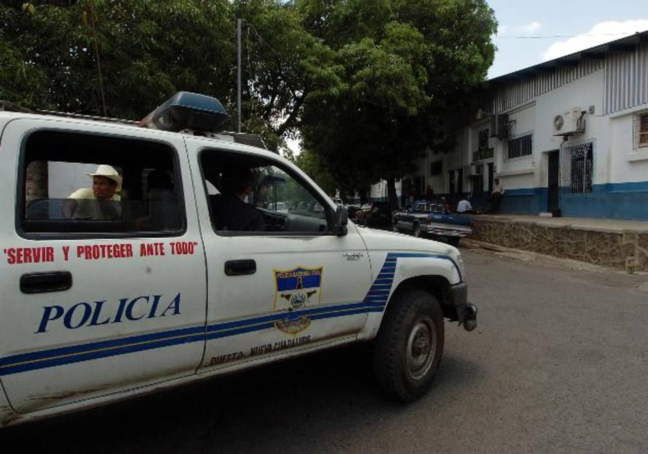 La División Antinarcóticos de la Policía y la Fiscalía realizaron varias capturas en San Miguel, supuestamente, por favorecer a personas procesadas. Foto EDH / Archivo