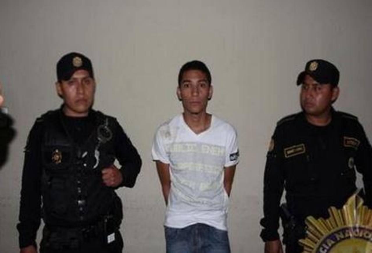 Salvadoreños acusado de homicidio.