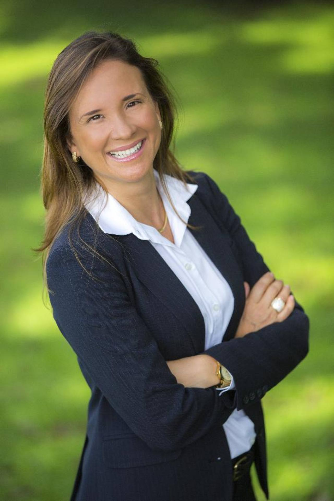 Gisella Sánchez, directora de relaciones corporativas de Florida Bebidas, primera empresa social de Costa Rica Nutrivida, participará en la segunda Semana de la RSE. Foto EDH / Cortesía