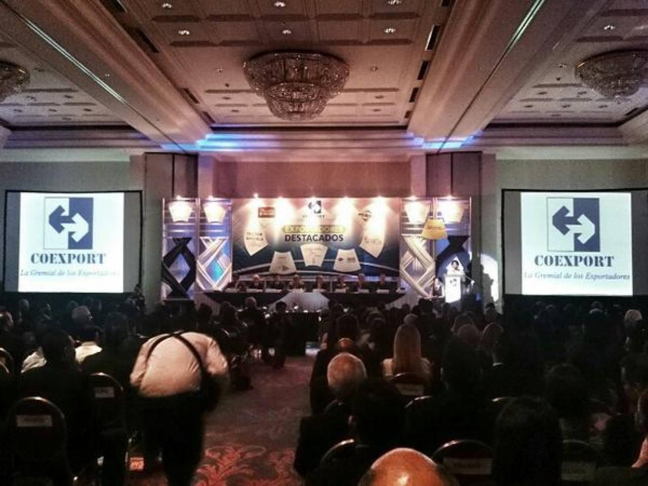 Coexport entrega los premios a los exportadores destacados del año