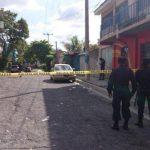 Los hermanos fueron atacados a balazos mientras departían bebidas embriagantes, según la PNC.