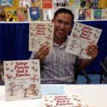 Dos escritores salvadoreños ganan Mención de Honor en fiesta del libro latino en EE.UU.