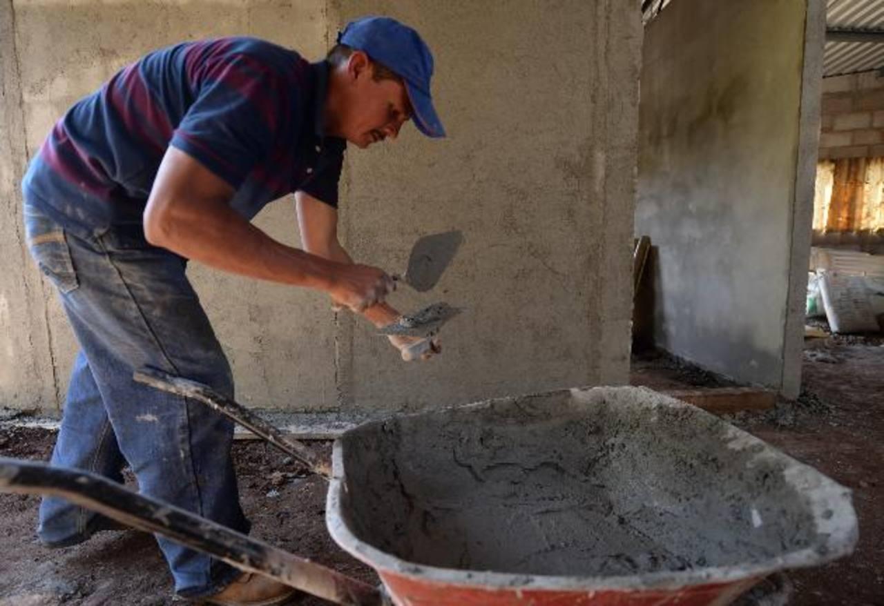 José Agapito Ruano Torres, condenado por secuestro, y que según él es inocente, espera que un tribunal internacional, con su resolución, limpie su imagen. Foto EDH / MARLON HERNÁNDEZ.
