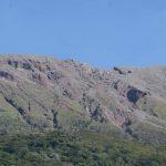En cinco meses el Ministerio de Medio Ambiente ha registrado un total de 334 microsismos (no sentidos), todos localizados en el flanco norte del volcán Chaparrastique.