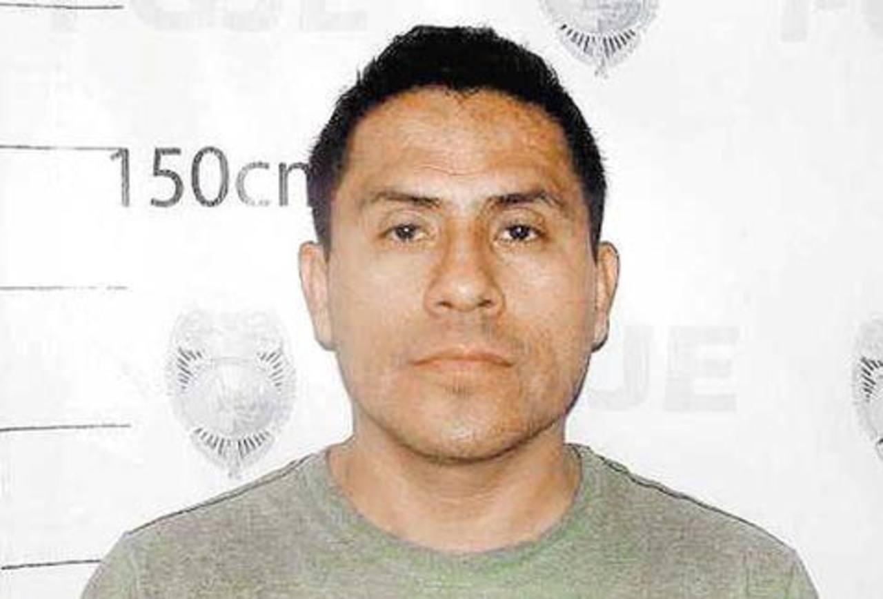 Filiberto Hernández Martínez fue aprehendido en el municipio de Tamuín, San Luis Potosí. foto edh / tomada de milenio.com
