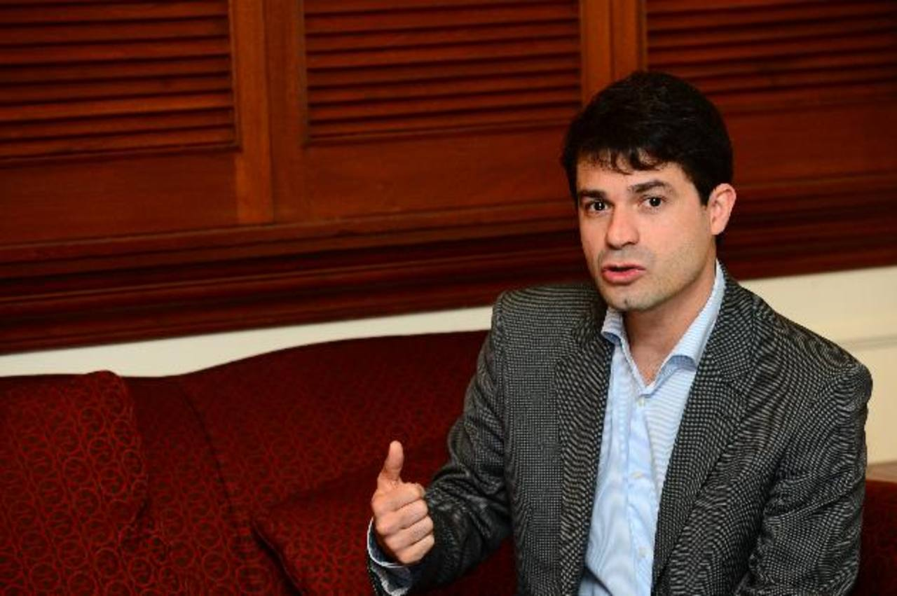 Francis Moreira, director IT (Tecnologías de Información) de Unilever para Centroamérica. Foto EDH / Omar Carbonero