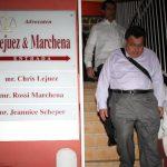 Calixto Ortega, vicecanciller de Venezuela para Europa, abogó ayer, sin éxito, por la liberación de Carvajal en Aruba. foto edh / efe