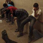 Muchos niños salvadoreños que inmigraron a Estados Unidos están en albergues.