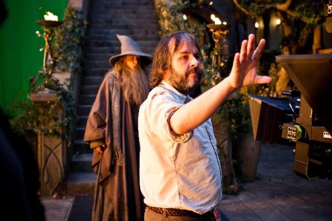 """Peter Jackson: """"Gandalf ya no se pondrá más el sombrero"""""""