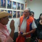 Santos Adelmo Rivas, diputado tránsfuga, se une a Gana