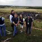 Han iniciado las inspecciones en el lugar donde cayó la aeronave
