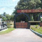 Las armas sustraídas estaban en los almacenes del regimiento de Caballería, en San Juan Opico. Foto EDH / DOUGLAS URQUILLA.