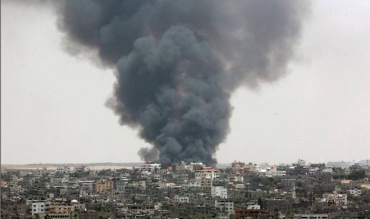 Cifra de muertos en Gaza sube a 120