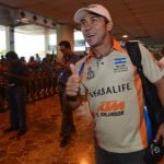 Koky Aguilar retira su aspiración a la Alcaldía de Santa Tecla