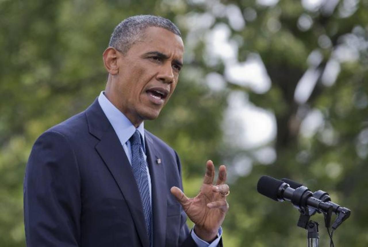 El presidente de Estados Unidos, Barack Obama, anunció nuevas sanciones contra Rusia por crisis en Ucrania.