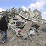 Se reanudan bombardeos en Gaza