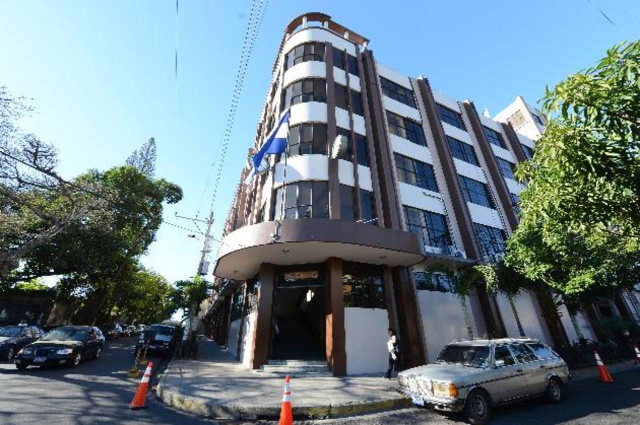 El expresidente de la Corte de Cuentas, Rosalío Tóchez, terminó sus funciones el sábado 28 de junio. foto edh / ARCHIVO