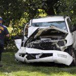 Buscan a 2 que mataron a 3 niños al robar auto
