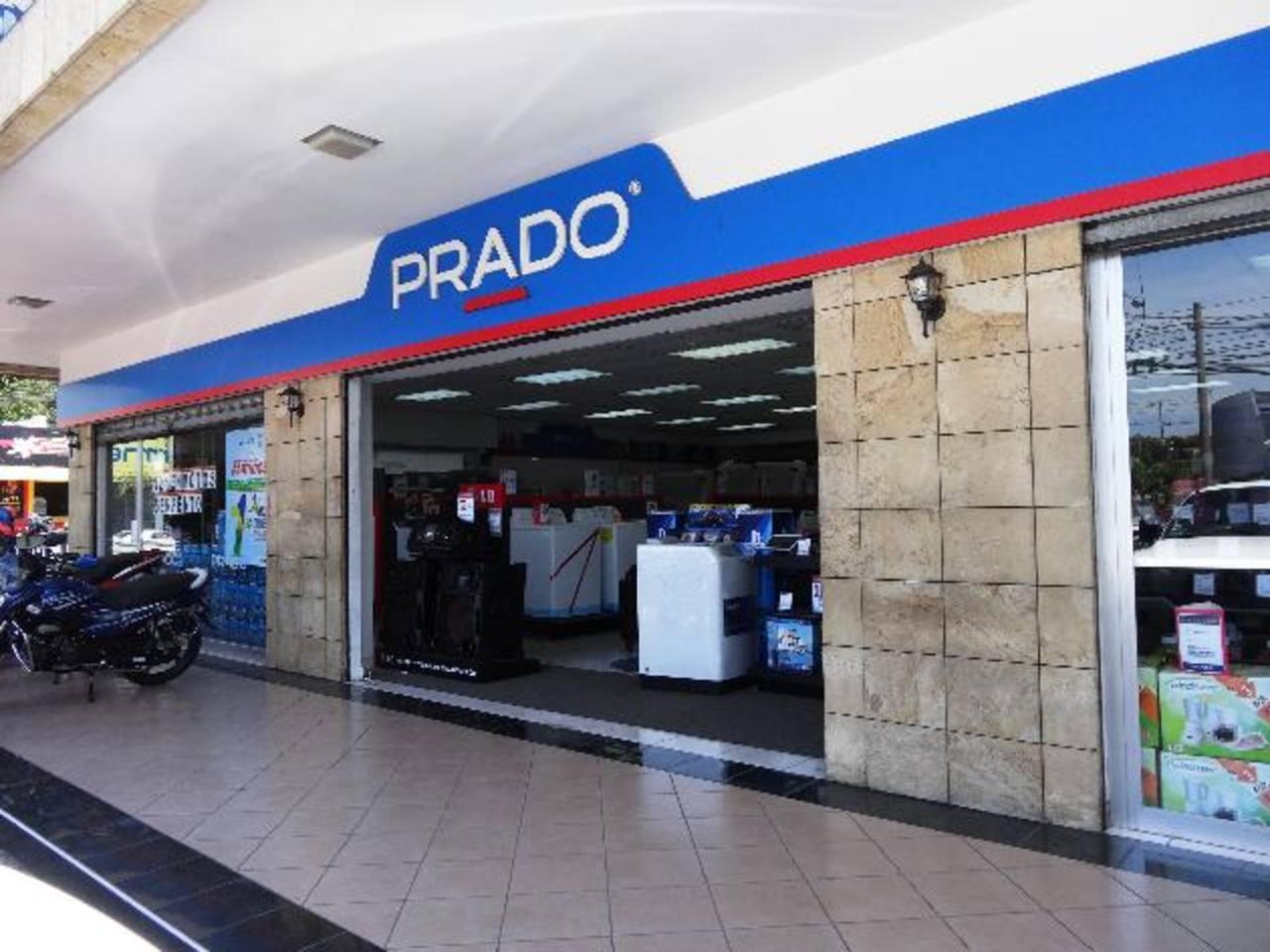 Prado ofrece a sus cliente lo mejor en productos y marcas.