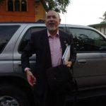 El titular del MAG, Orestes Ortez, brindó ayer una conferencia de prensa. Foto EDH / Archivo