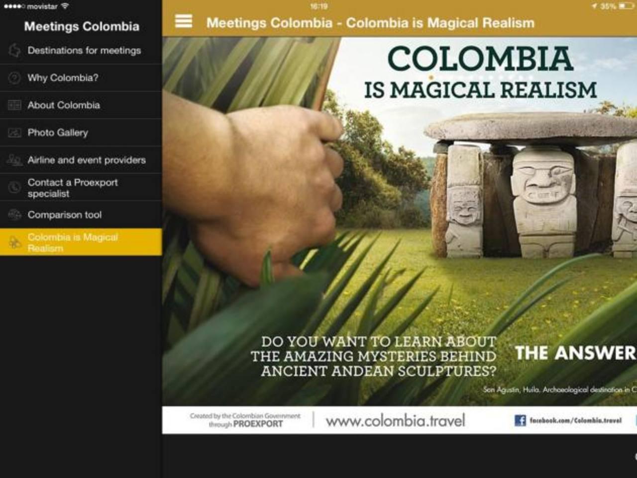 Las Apps colombianas tienen conversores de monedas, traductores e indicadores climáticos.