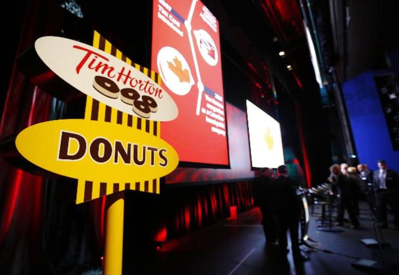 Tim Hortons negocia con la cadena Burger King una fusión. Crearían el 3er restaurante de servicio rápido más grande del mundo.