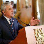 El presidente guatemalteco, Otto Pérez Molina, participó hoy en la inauguración de un centro de llamadas que ofrecerá 1,200 empleos.
