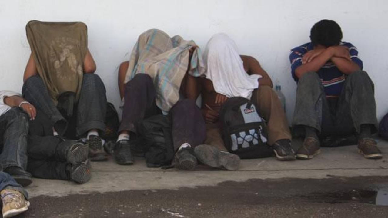 Imagen de referencia de otros rescatados en Chiapas. foto edh