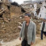 Suman 400 los muertos por sismo en China