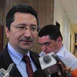 El exviceministro de Justicia y Seguridad, Henry Campos.