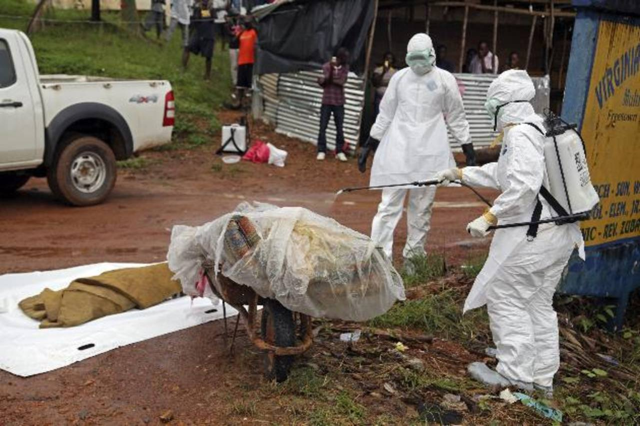 El virus del ébola ha afectado a cuatro países de África.