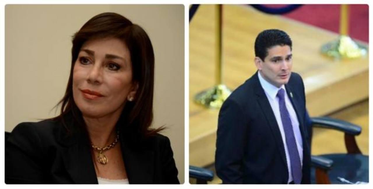 Expresidente Funes no procederá judicialmente contra Roberto d'Aubuisson y Ana Vilma de Escobar