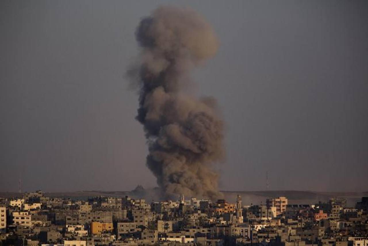 Diez muertos en ataque aéreo contra escuela de la ONU en Gaza