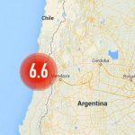 Nuevo sismo sacude Chile