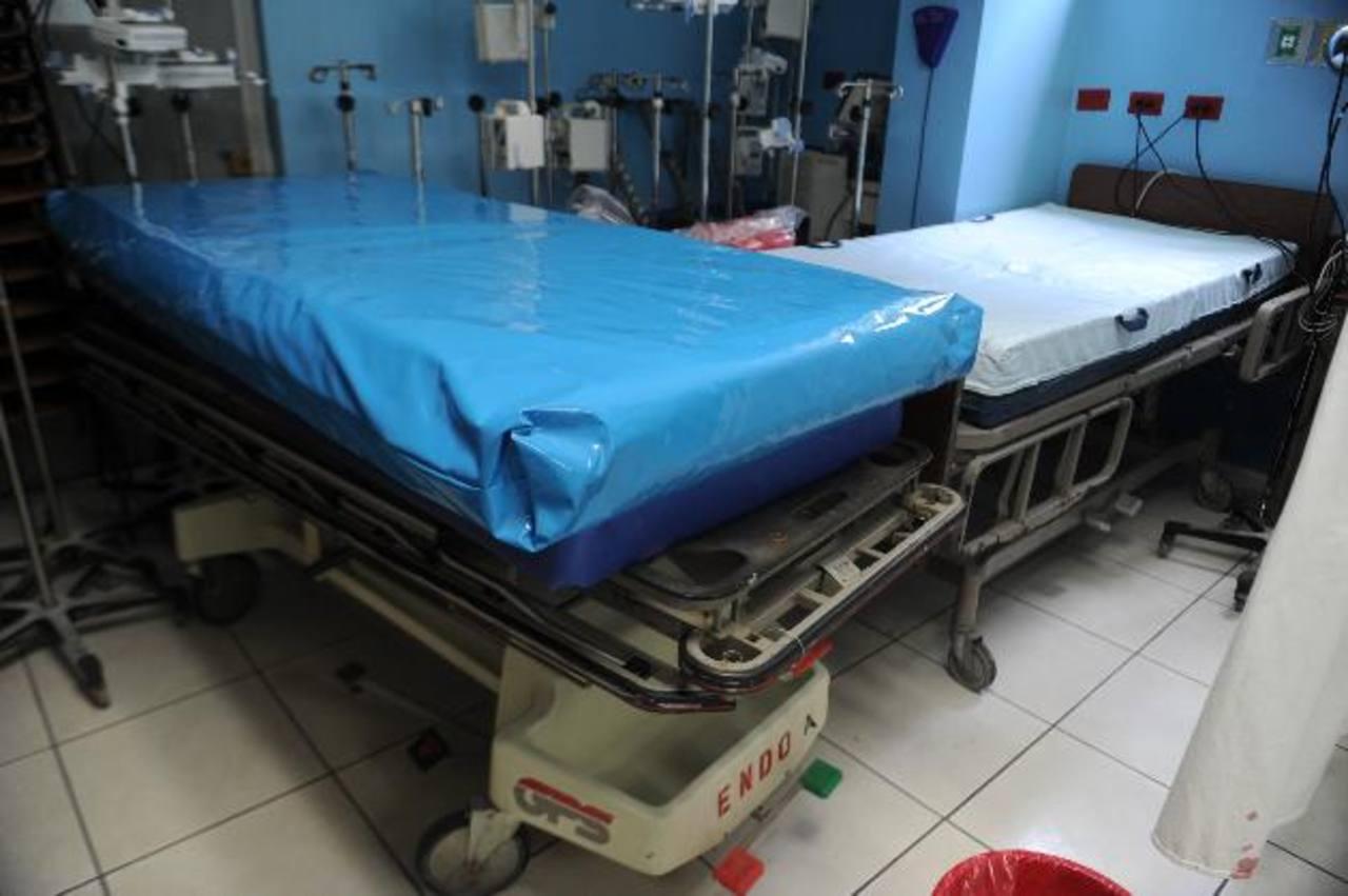 Salud sin usar 7 camas de cuidados intensivos inauguradas en 2012
