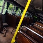 Se accidenta bus de la ruta 177 en Tecoluca, San Vicente