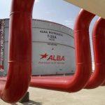 La planta de Alba Petróleos en Acajutla tiene la capacidad para almacenar 350 mil barriles de combustible. Fue vendida a PDV Caribe S. A. a finales de 2012. Foto EDH / ARCHIVO