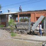 Los residentes de la colonia IVU pronto tendrán un mejor lugar para reunirse. Foto EDH / Cortesía