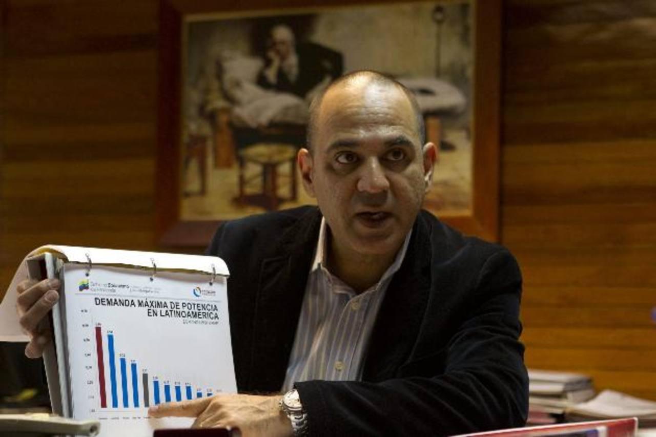 En 2013, el ministro de Energía, Jesse Chacón, dijo que el patrón de consumo eléctrico de Venezuela no era sostenible en el tiempo y se debía discutir el costo de la energía. edh / archivo