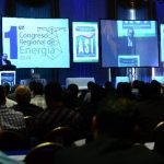 La segunda jornada del congreso organizado por la ASI estuvo dedicada al desarrollo de energía renovable y tecnologías con eficiencia energética. foto edh / Jorge reyes