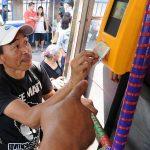 El Estado quiere entregar un subsidio focalizado a las unidades del AMSS, a partir del número de pasajeros movilizados. foto edh / archivo