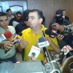 Los acusados han sido llevados al Centro Judicial Isidro Menéndez bajo fuerte dispositivo de seguridad