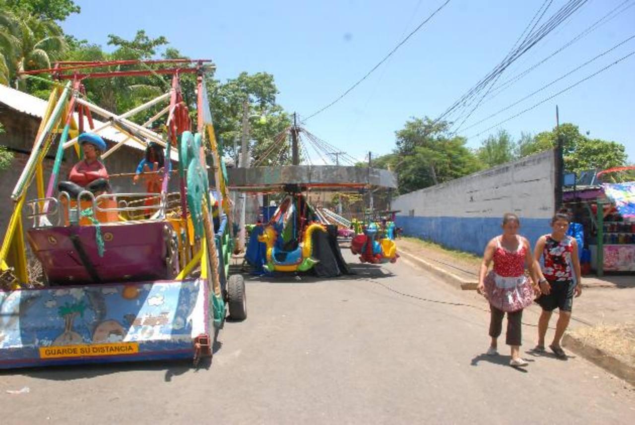 En la feria del turismo habrá comida, bebida y diferentes actividades para disfrutar en vacaciones. Foto EDH / insy mendoza