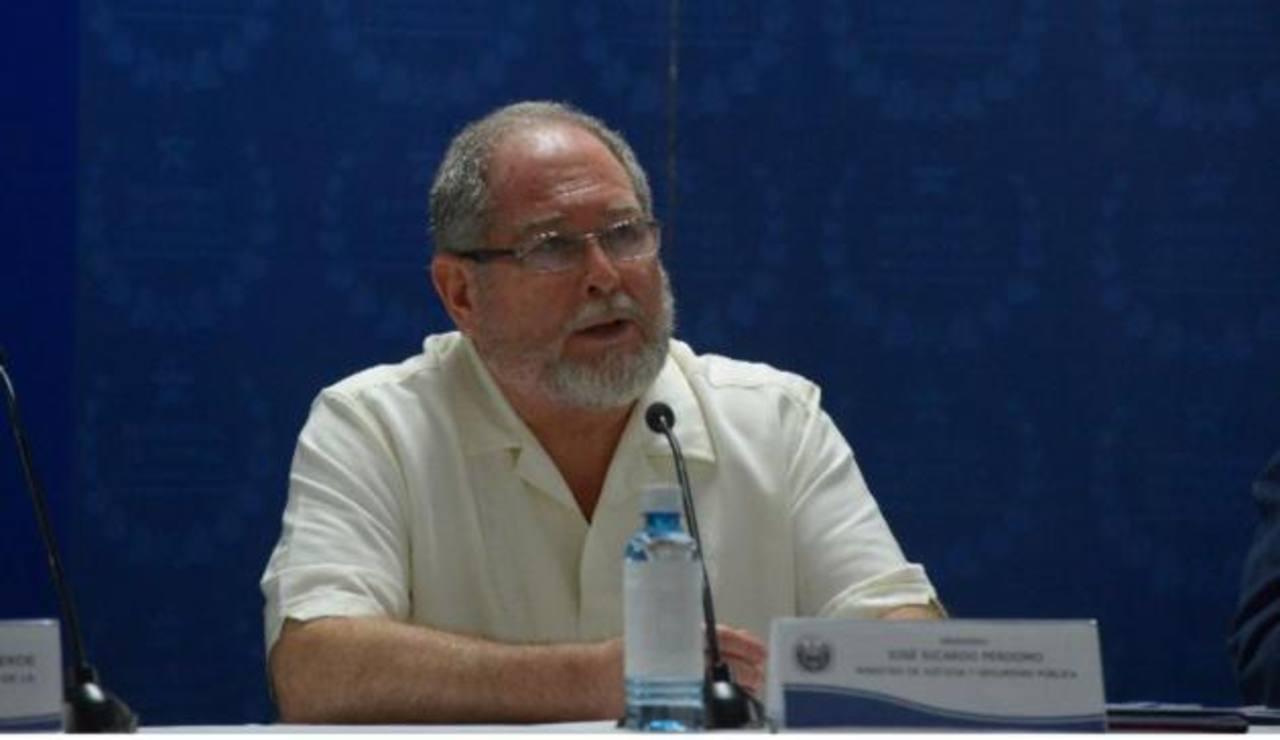 Ricardo Perdomo, titular de la Superintendencia del Sistema Financiero (SSF).