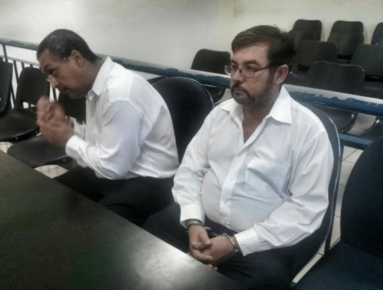 Condenan a exministro de Gobernación