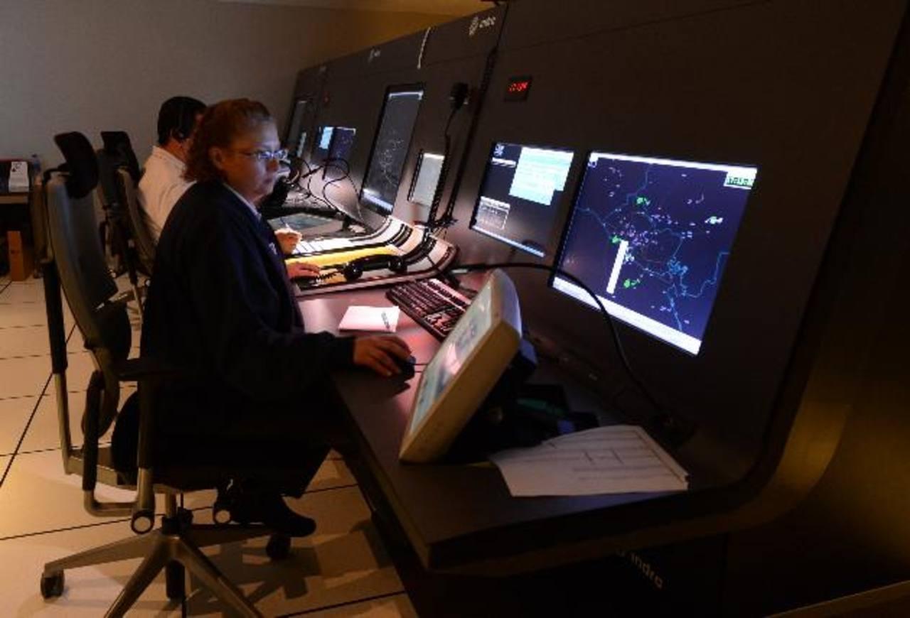 La inversión del nuevo sistema de control radar ronda los 4.5 millones de dólares. Foto EDH / Mauricio Cáceres