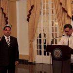 El superintendente de la Siget, Ástor Escalante, asumió el 1 de abril, 10 días después, firmó la resolución de reasignar el canal de televisión 37 al 11. Foto EDH / Archivo.