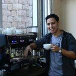 William Hernández es el actual campeón nacional de barismo y sexto lugar a nivel mundial. Foto EDH/ rené estrada