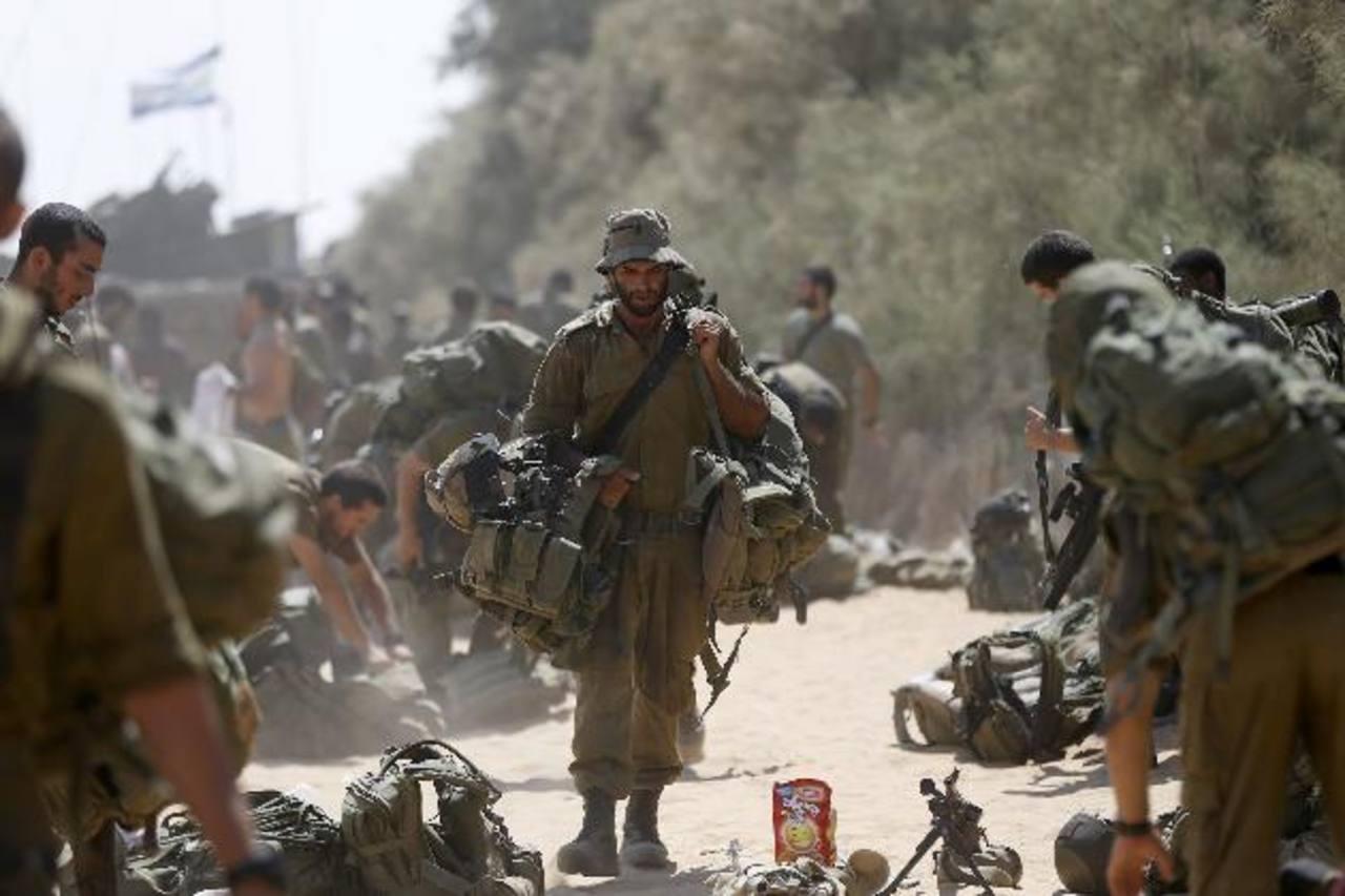 Israelíes y palestinos aceptan propuesta Egipto de tregua por 72 horas en Gaza