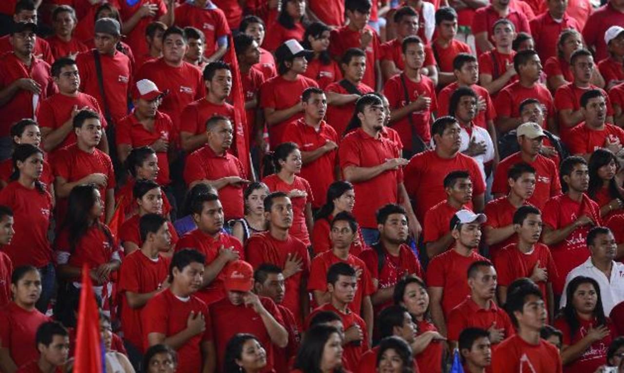 Unas 1,400 personas acudirán a convención del FMLN